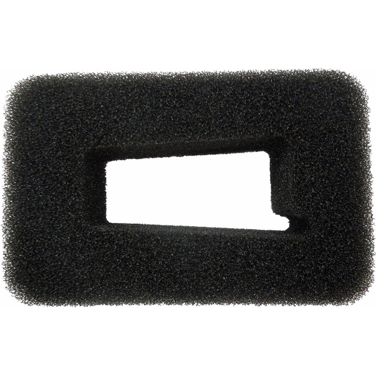 FP100/ Filterschwamm schwarz