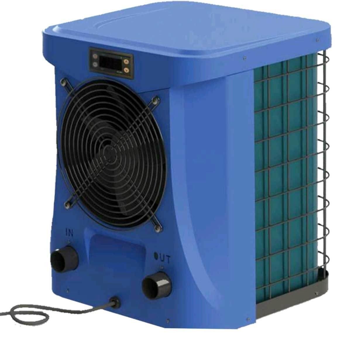 Aqualux Hot Splash Wärmepumpe 2,4 kW für Becken bis zu 10m3