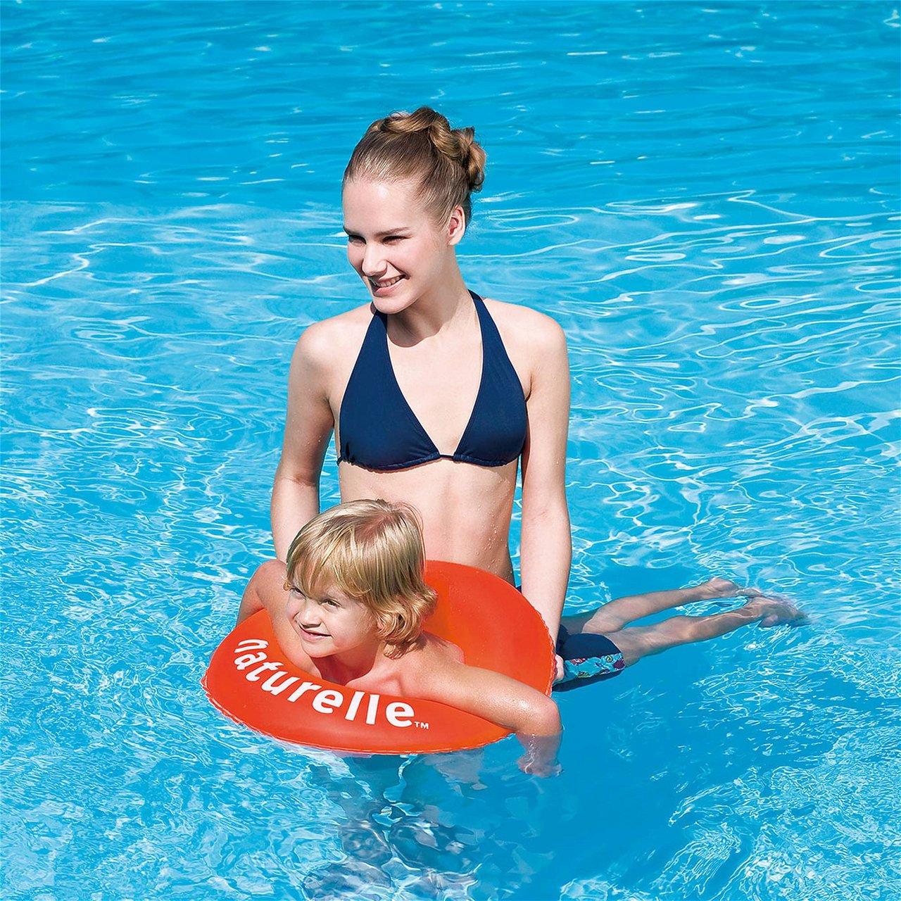 Bestway 36104T Schwimmring aufblasbar ökologisch