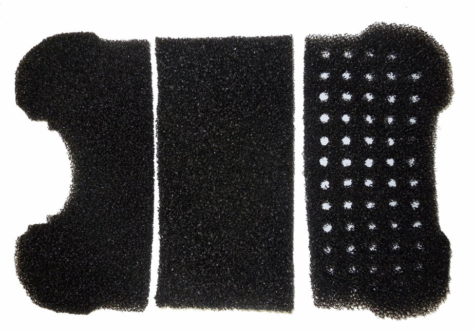 Filterschwammset f. HLF4950-00 + FPU7000