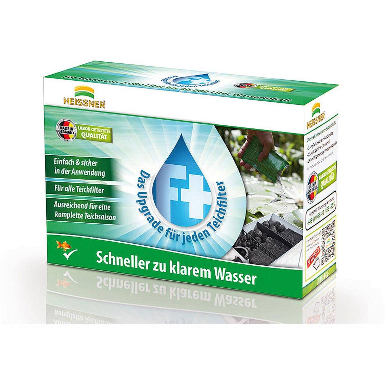 Heissner Teichfilter-Upgrade F-Plus