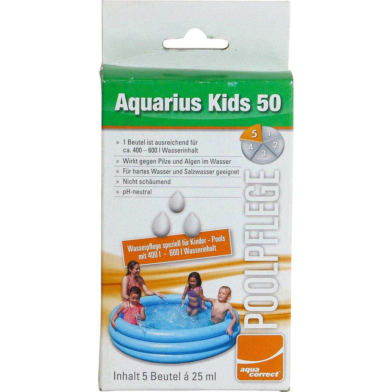 Aquarius Kids 50 - 5 x 25ml