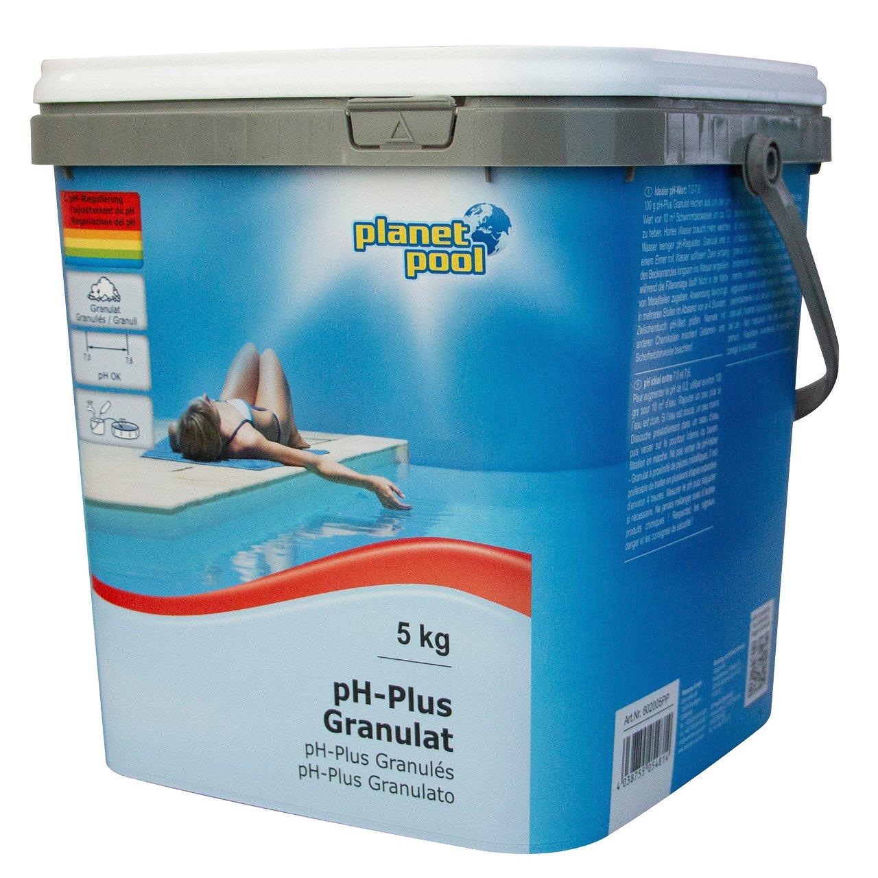PLANET POOL pH-plus Granulat 5 kg