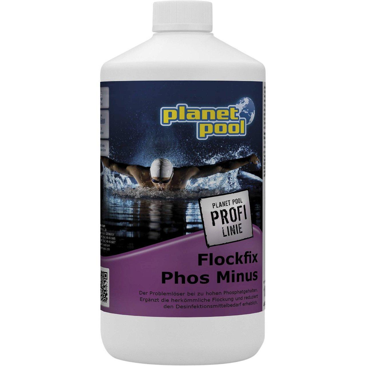 PLANET POOL - Profi Linie | Flockfix Phos Minus 1 Liter