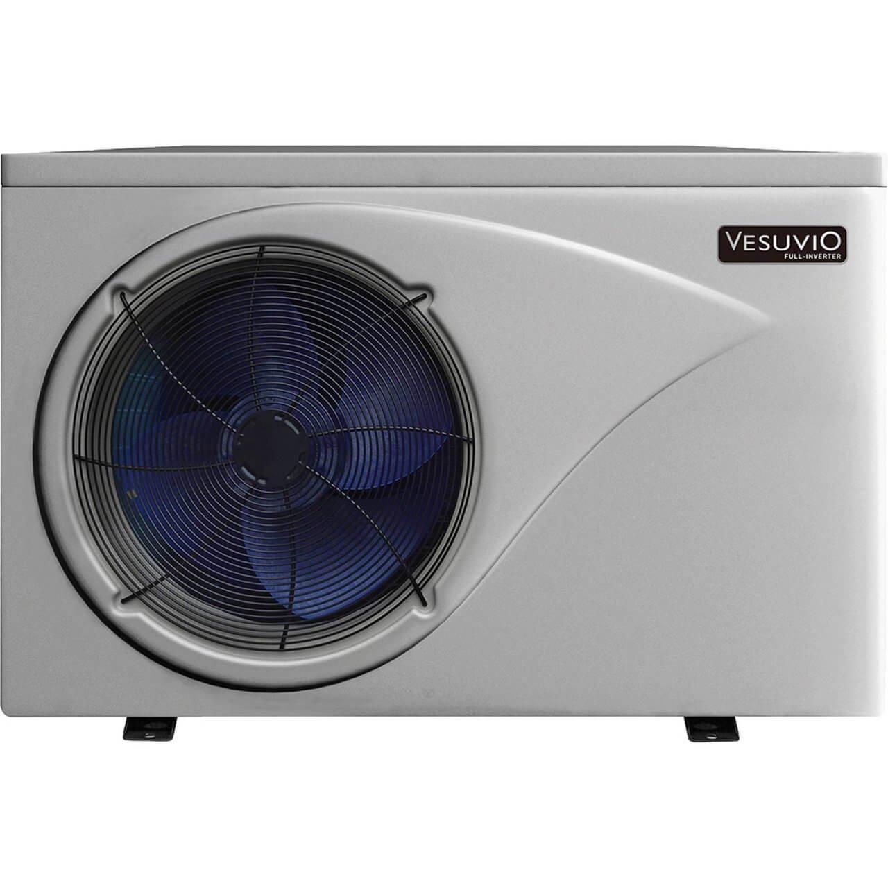 Wärmepumpe Inverter 9,8 kW