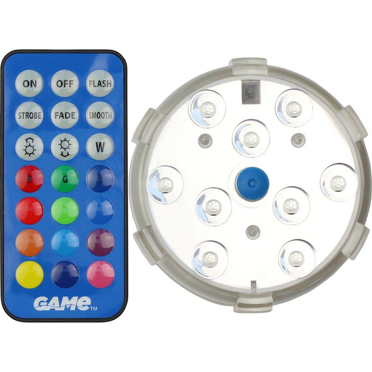 Unterwasserlicht 3'' mit Magnet und Fernbedienung